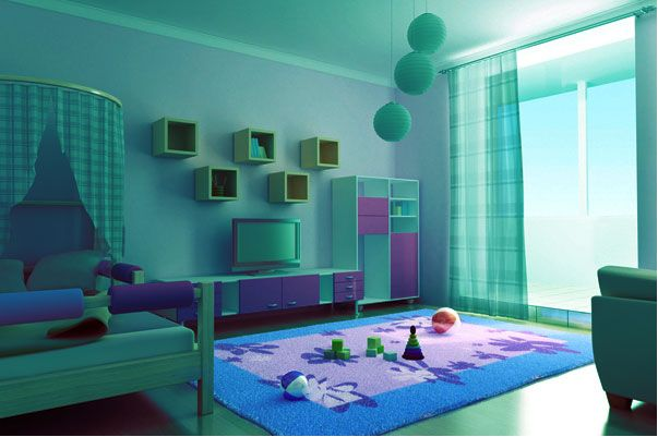 Paint-your-home-with-cooler-colours