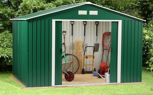 secure-metal-garage